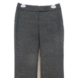 Semantiks Petite Gray Tweed Dress Pants Sz 2P